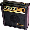10 Watt Black Guitar Amp
